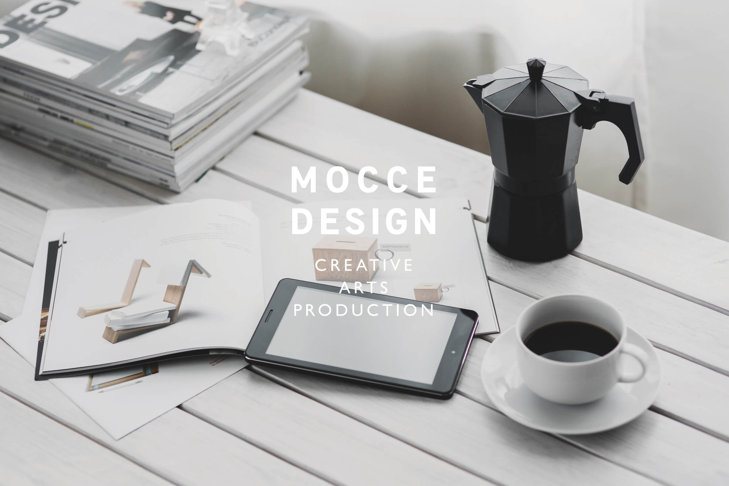 MOCCE DESIGN CREATIVE ARTS PRODUCTION